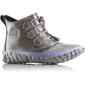 Sorel Out N About II Shoes Kinder quarry/chrome grey